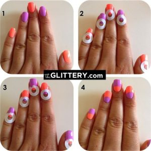 tutorial nail art con salvabuchi