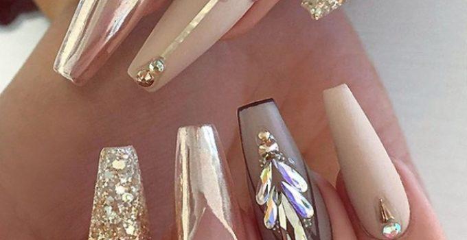 unghie nuovo anno